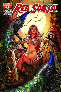 Red Sonja #1e by Colleen Doran