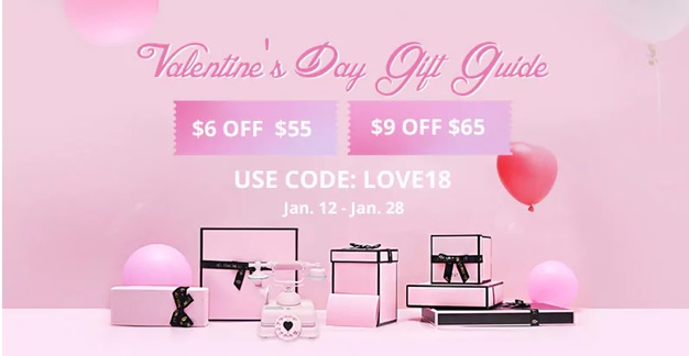 Zaful Valentine Sale