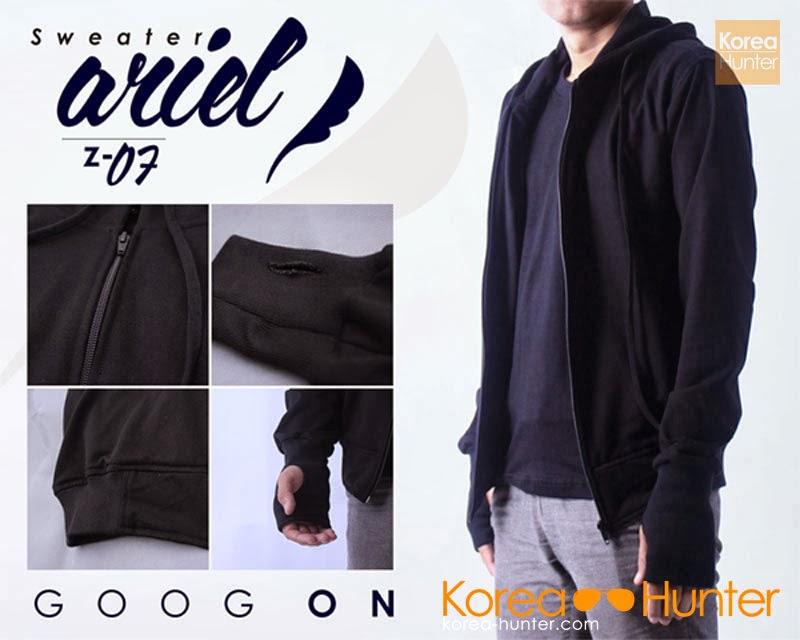 jual murah Sweater Ariel 'NOAH' Z07