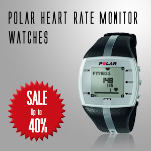 Total Health Care - Polar Heart Rate Monitor Watch