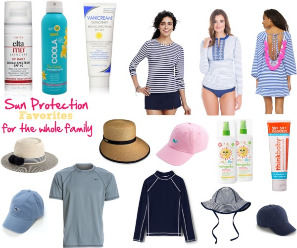 Sun Protection for the Whole Family