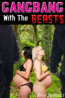 Gangbang With The Beasts, by Bree Bellucci