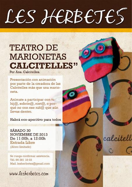 teatro marionetas valencia