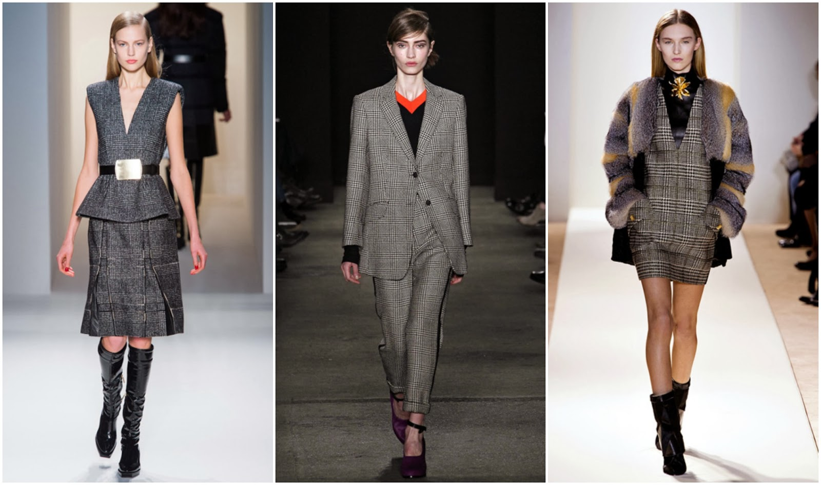 calvin klein collection-rag& bone-emmanuel ungaro-tejido principe de gales - gt fashion diary