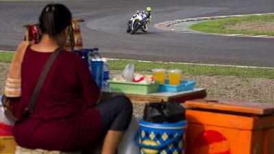Persiapan MotoGP 2017, Sentul Akan Dibongkar Mulai Desember Nanti