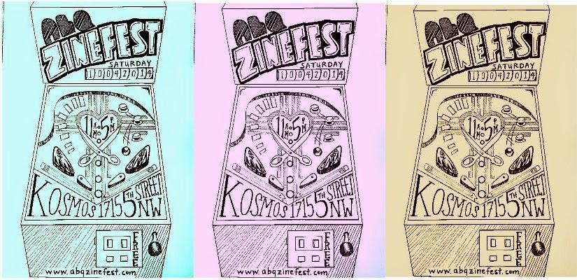 ABQ Zine Fest