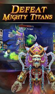 Mod Heroes & Titans: Battle Arena