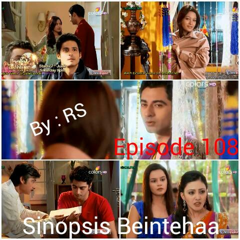 Sinopsis Beintehaa Episode 108