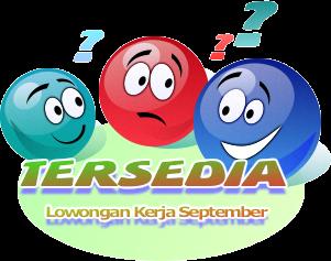 Info Lowongan Kerja September 2013 Di Medan