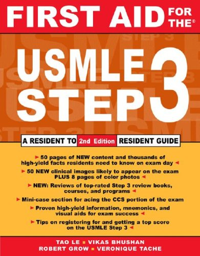 Survival guide to the usmle step 2 cs 2014