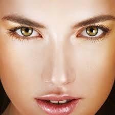 Gambar Mata Indah Wanita Cantik Amerika