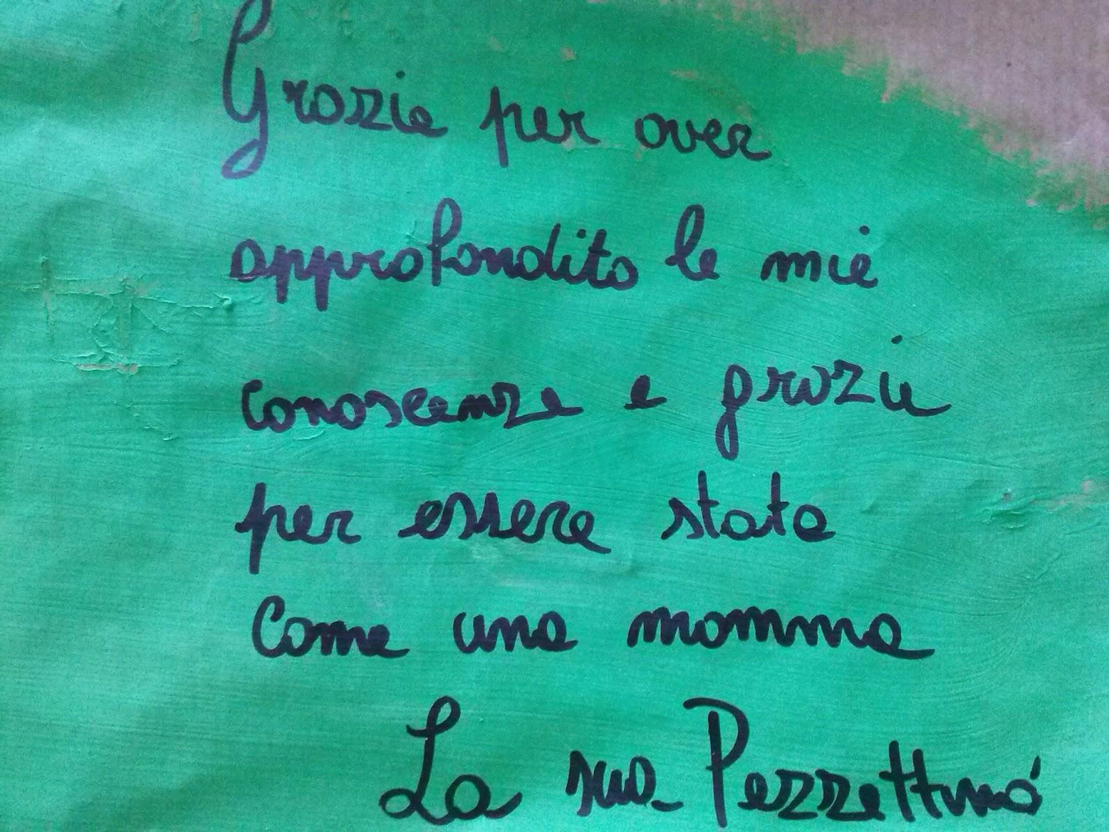 Fine della scuola regalini poesie e biglietti per le maestre - frasi di ringraziamento formali per maestre