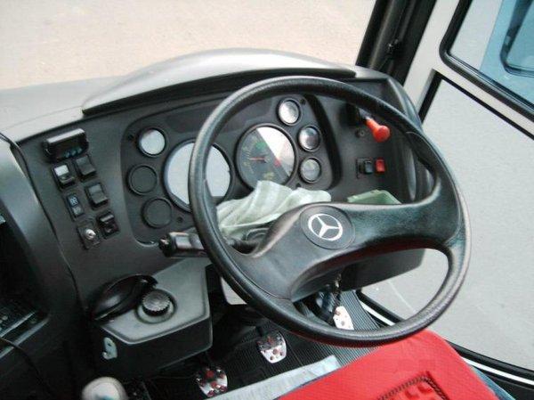 Steering Wheels | Mercedes-Benz MB OH-1525
