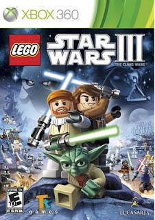LEGO STAR WARS 3 CLONE WARS  - DEMO