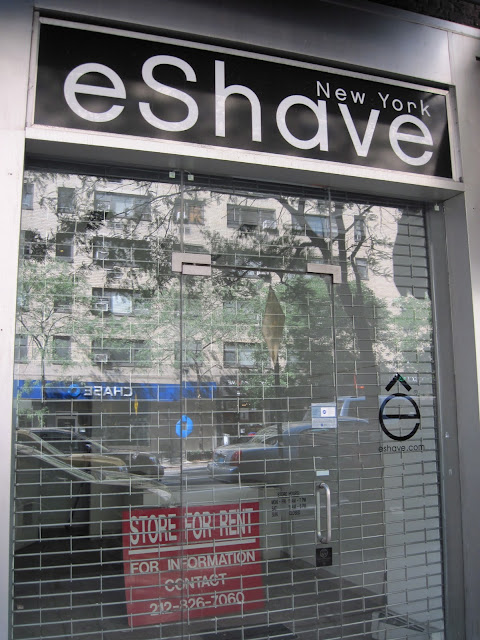eShave has closed in December as a fine New York shop