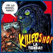 Mundo Pichón se publica en KILLER TOONS. Puedes conseguir nuestras aventuras en la KILLERSHOP