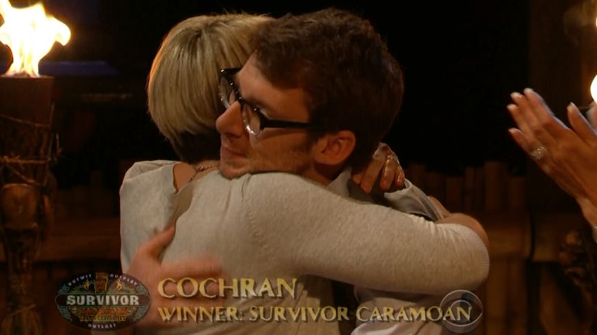cochran survivor girlfriend