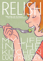 relish: my life in the kitchen by lucy knisley book cover