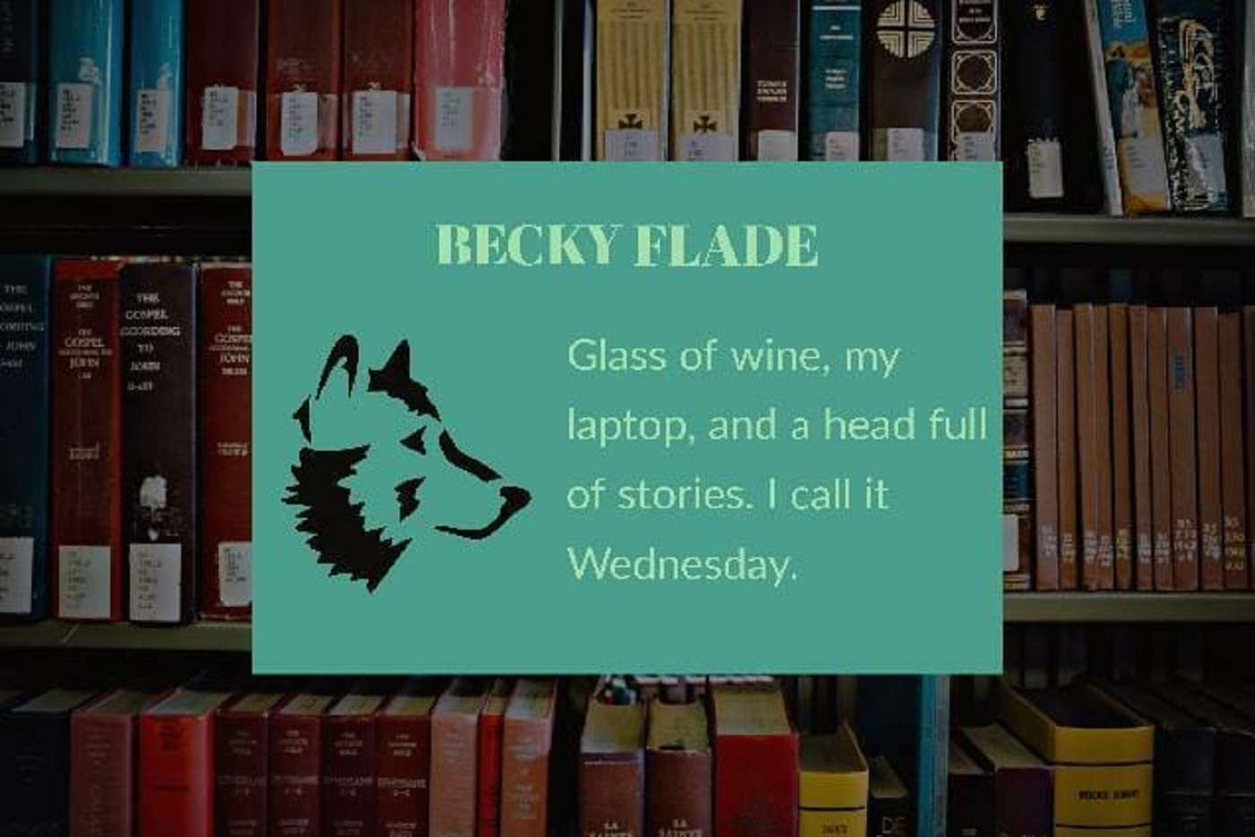 Books with Becky