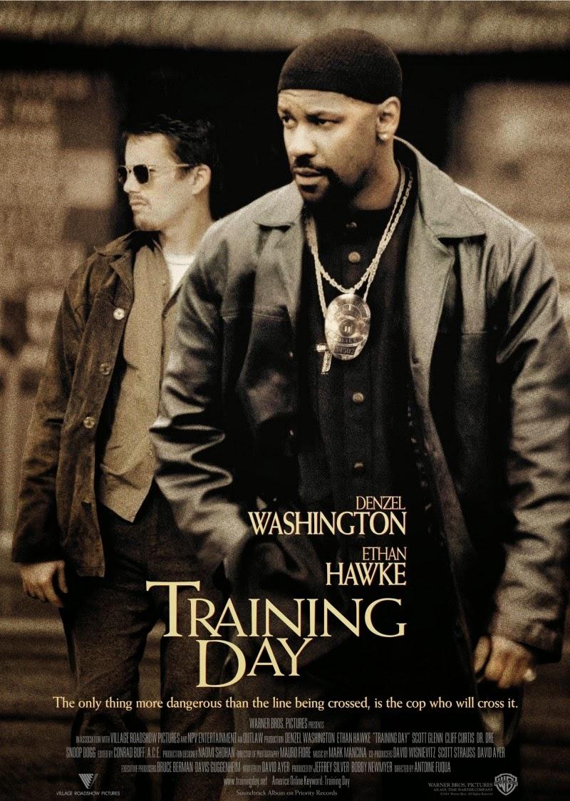 Ngày Huấn Luyện - Training Day (2001) Poster