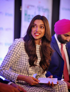 Deepika Padukone Latest Pictures at NDTV Fortis Healthcare4U Campaign  5