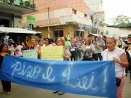 Na Luta pelo Reajuste do Piso para os Professores em 13,01%