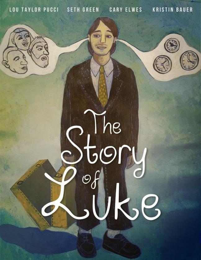 A História de Luke – Legendado