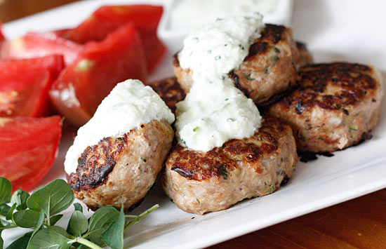 Greek Turkey Meatball Sandwich Recipes — Dishmaps