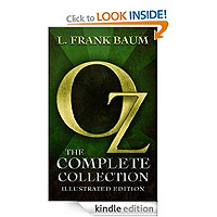 Oz: The Complete Collection (All 14 Oz Books) by L. Frank Baum £0.77