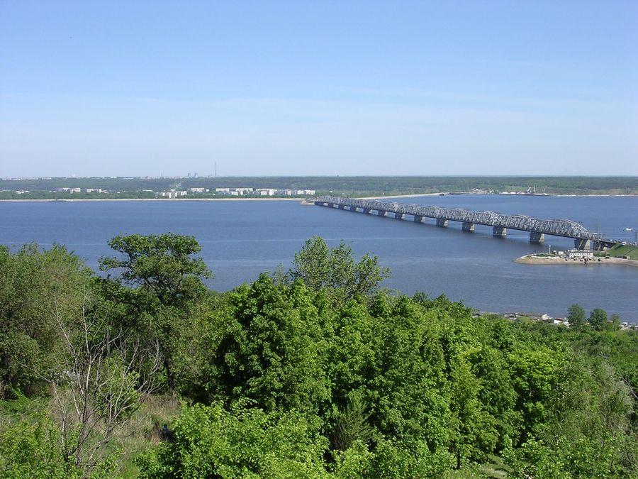 Volga river cruises Russia