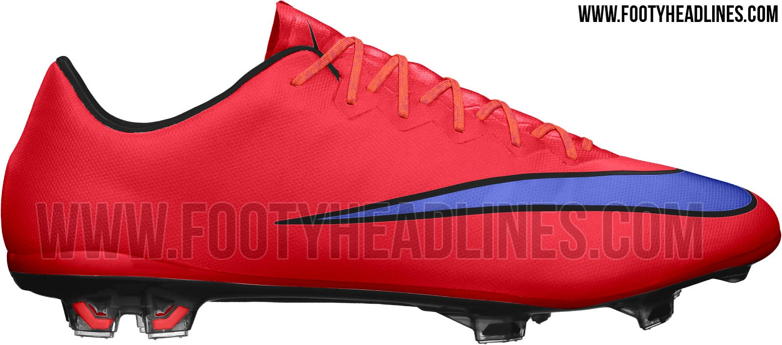red nike mercurial vapor x summer 2015 boots released