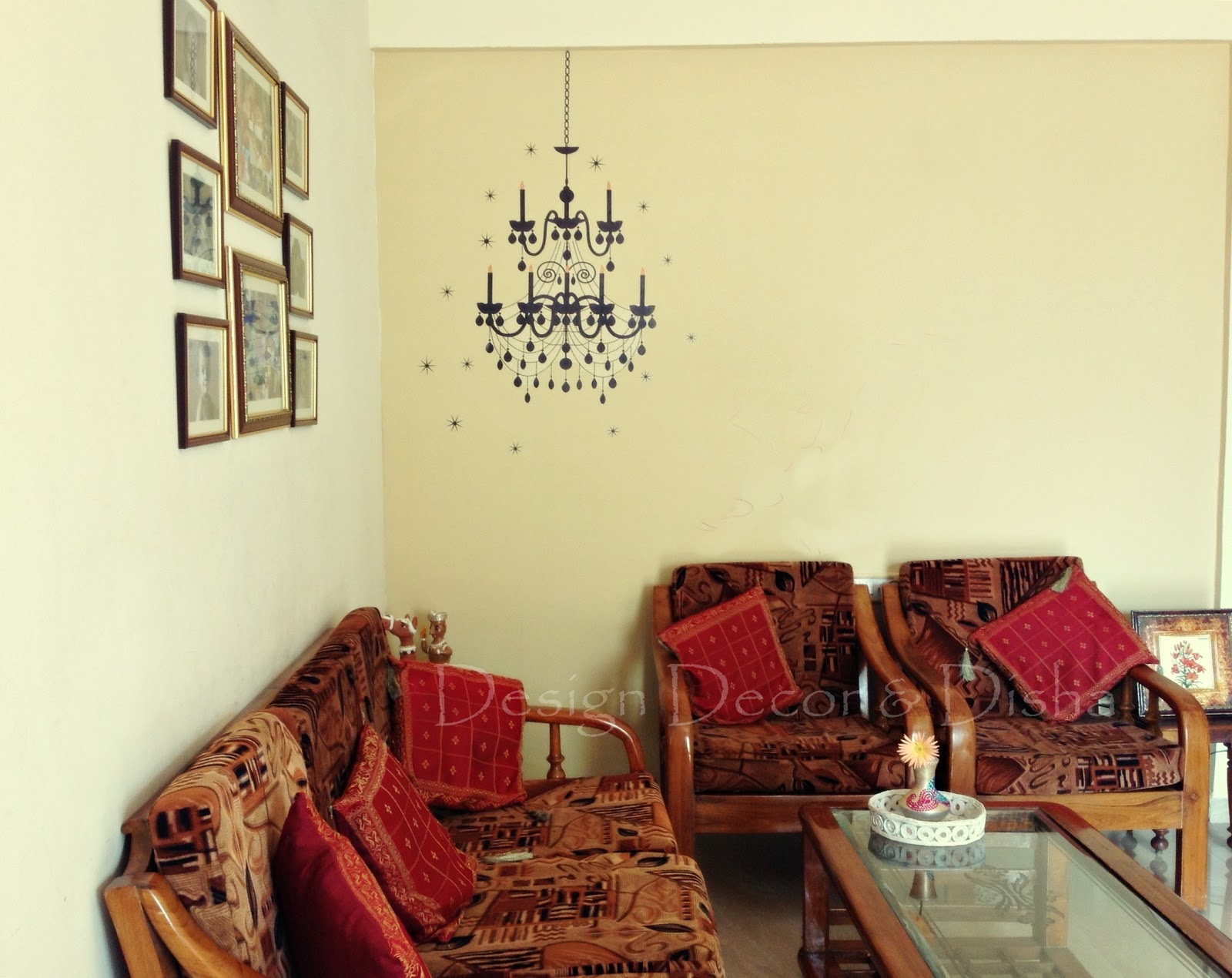 Design Decor & Disha | An Indian Design & Decor Blog: KwikDeko Wall ...