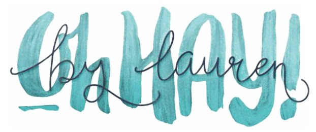 OhHay! by Lauren | A Creative-Lifestyle Blog