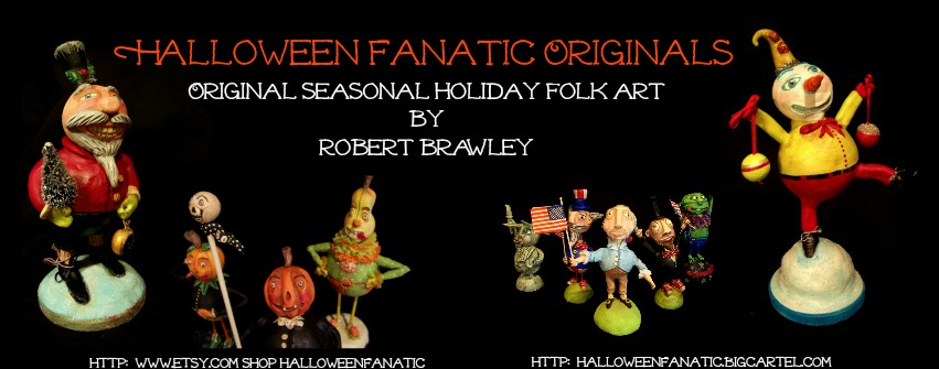 HALLOWEEN FANATIC ART ORIGINALS