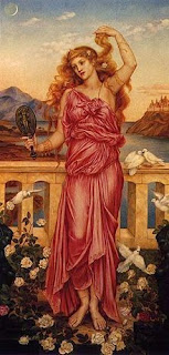 Helena de Troya. Evelyn de Morgan