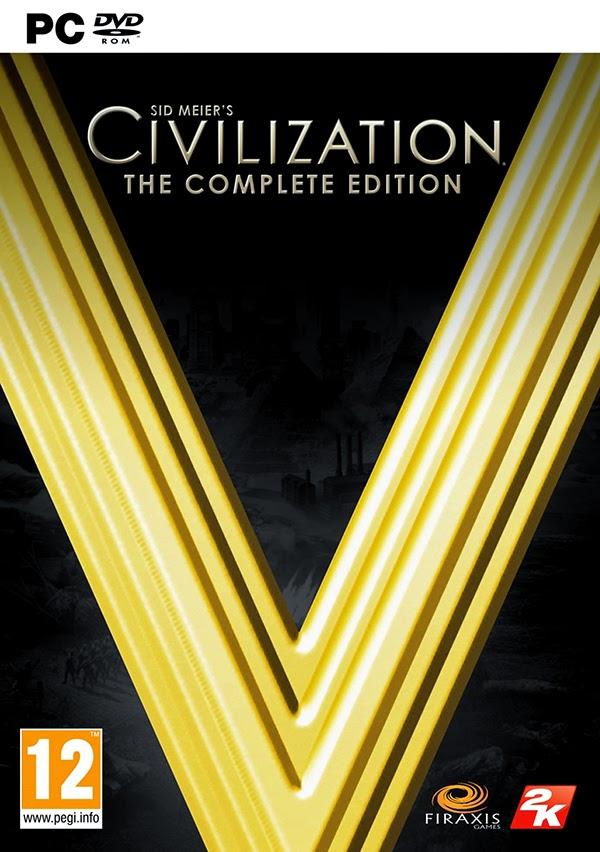 Sid Meier's Civilization V: Complete Edition - PROPHET v1.0.3.144
