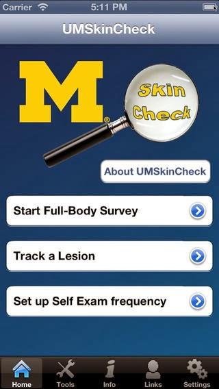 Un' App Gratuita Per Auto-Diagnosi Pelle