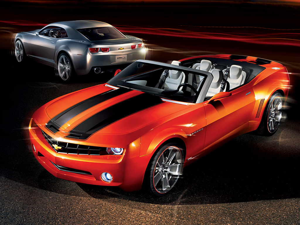 All About Muscle Car Ford Mustang Vs Chevy Camaro Hot