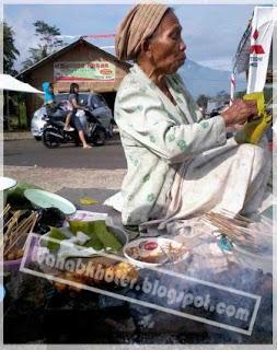 Sate Gajih Khas Kota Salatiga (Guru Pantura)