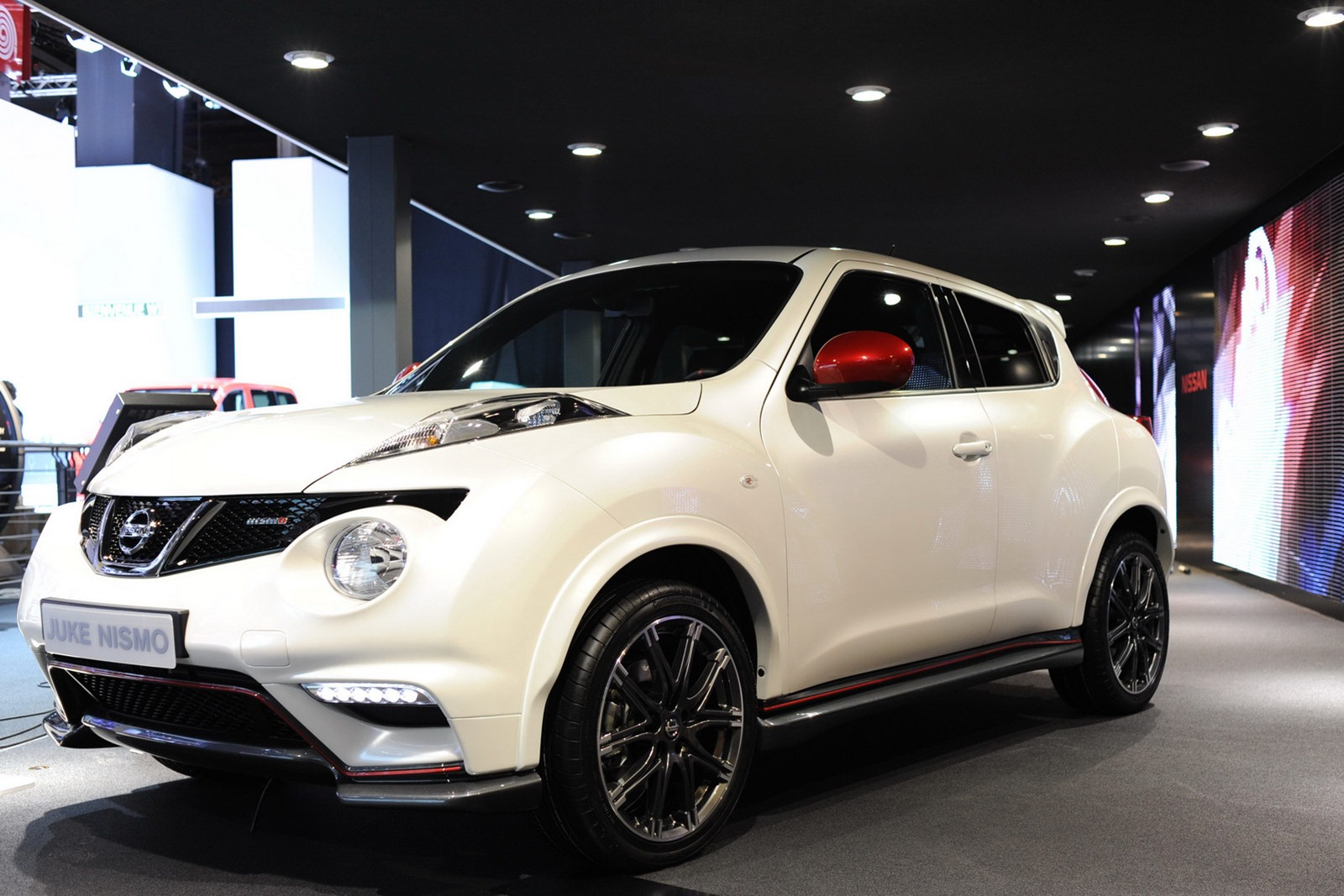 As Nissan Begins To Roll Out Its Reinvigorated NISMO Line Of Upgraded Cars  And SUVs The Juke Is ...