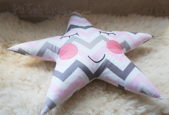 Текстильная звезда