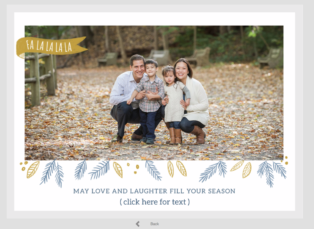 Heather fowler photography free holiday cards with your portrait its that time of year to start thinking about holiday cards below are some examples of card layouts and fall portrait sessions kristyandbryce Gallery