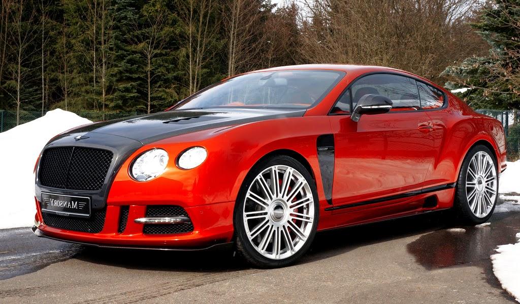 Bentley Continental GT Speed Pictures