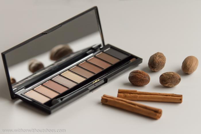 Nuevos productos de maquillaje paleta de sombras en polvo para ojos de L'Oreal
