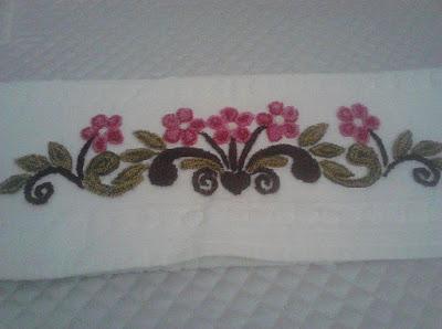 havlu desenleri
