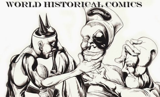 World Historical Comics
