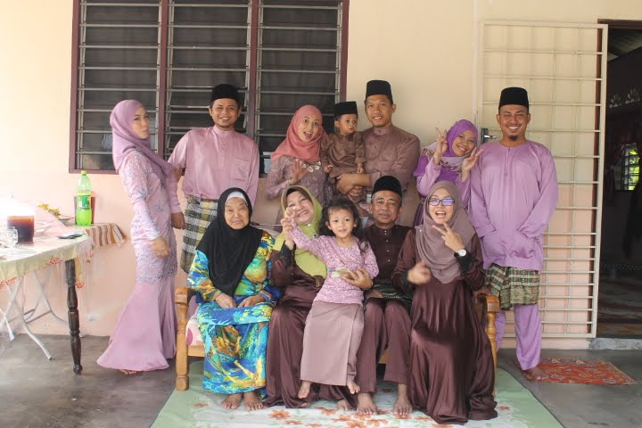 Keluarga Julai 15