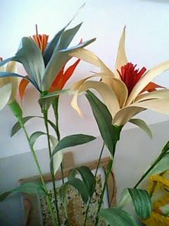 ... pembuatan bunga dari kulit jagung kulit jagung gunting pewarna