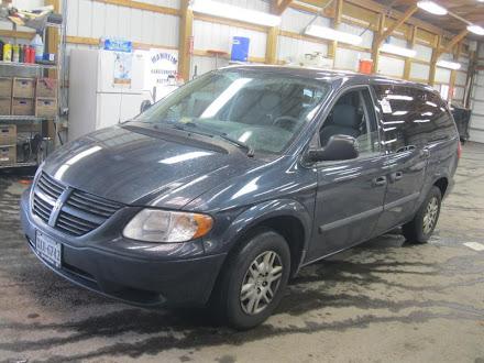 Dodge gran caravan 2007 $ 315
