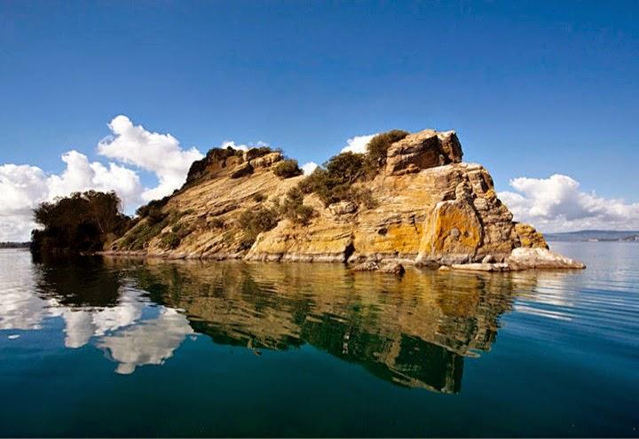 Lake Bolsena, Italy